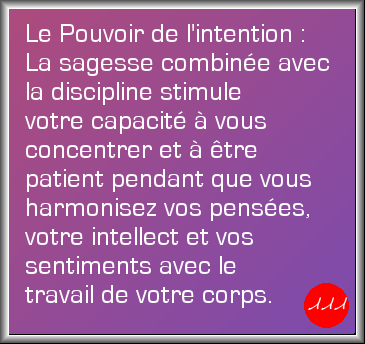 Intention du jour : mardi 21 avril 2015